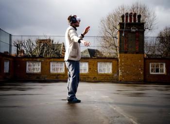 My Voice.Afoundation, London, 2009. photo Thomas Rydin